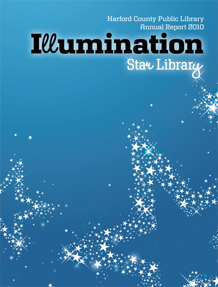 llumination - Star Library: Annual Report 2010 Cover