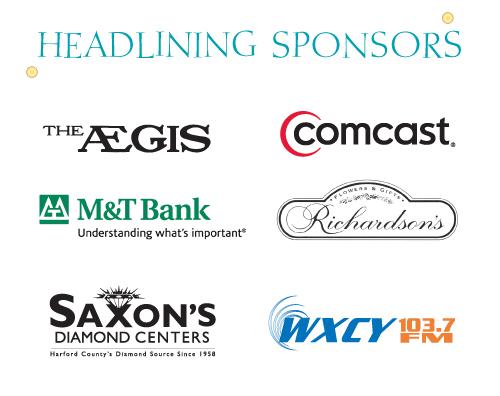 Headlining Sponsors
