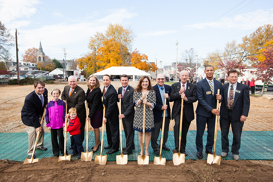 Havre de Grace Ground Breaking