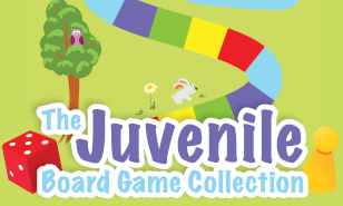 Juvenile Board Games Collection