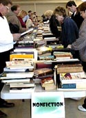 Used Book Sale Photo