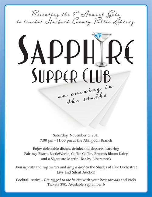 See You at the Sapphire Supper Club