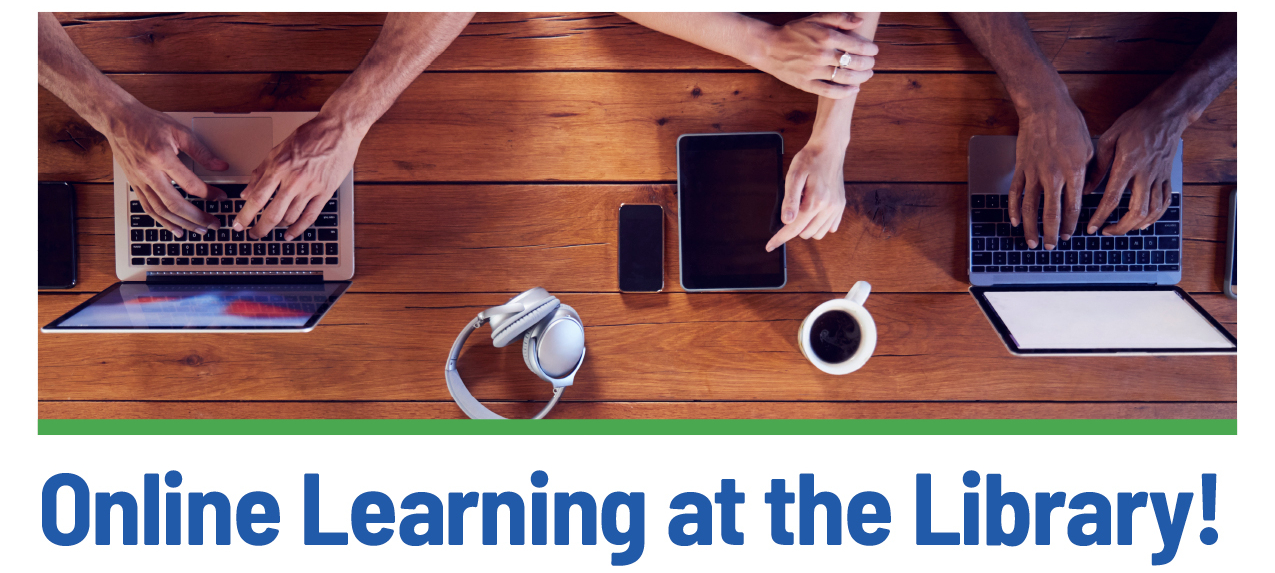 Online Learning at the Library