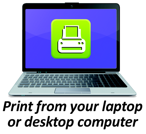 Print from your computer